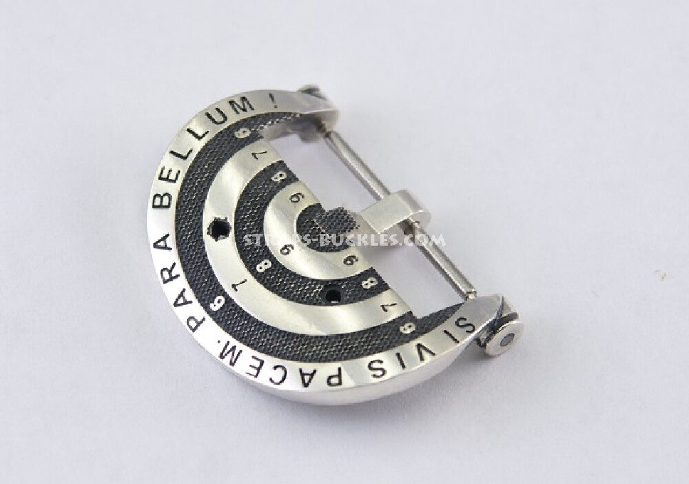 TARGET SILVER 24 MM