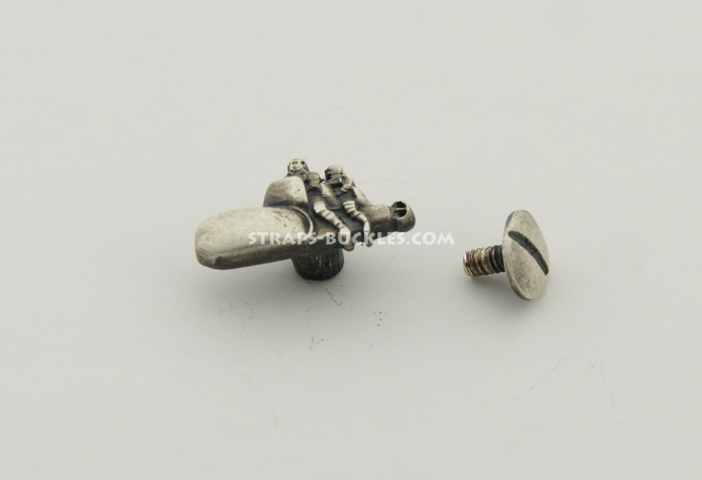 SABOTEURS MINI 925 sterling silver