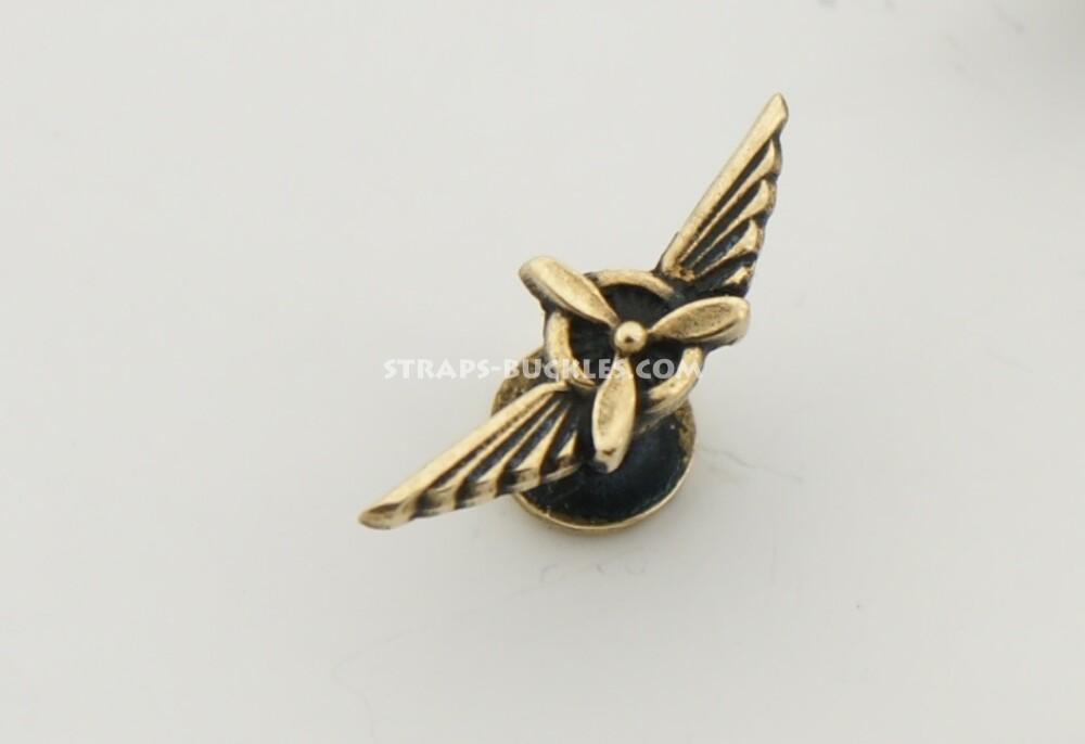 Wings mini bronze