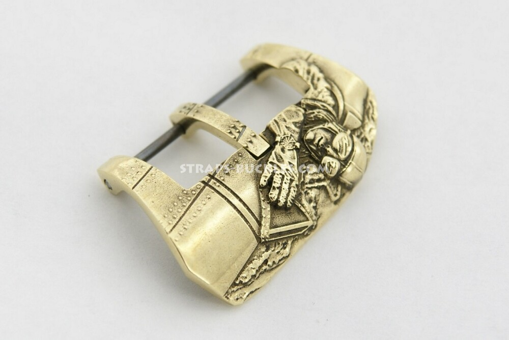 Pilot brass 22 mm