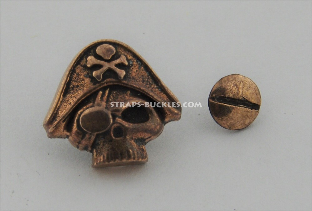 Pirate bronze mini