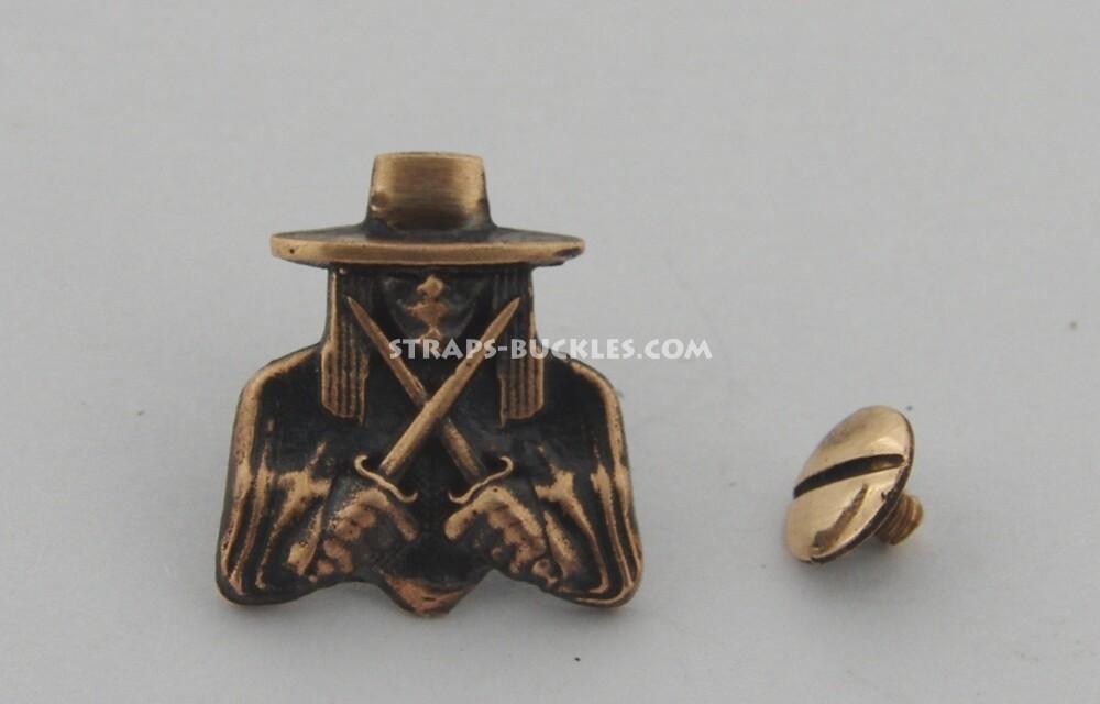 Anonymous bronze mini