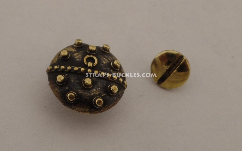 MARINE MINE brass/bronze mini
