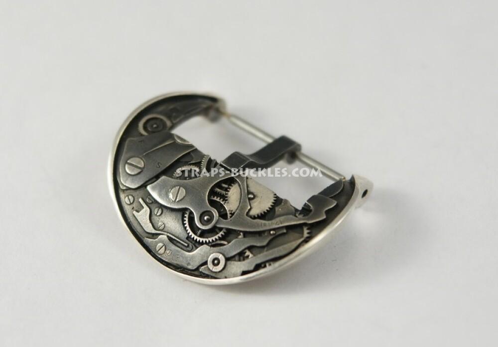 Mechanism silver 24 mm