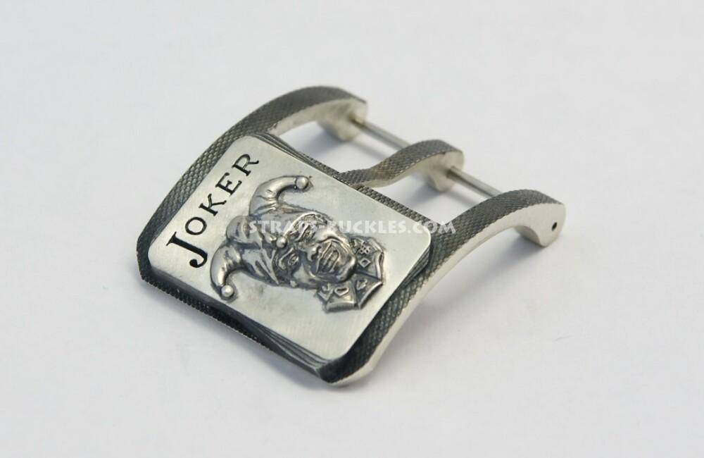Joker silver 24 mm