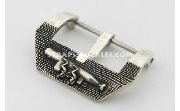 Saboteurs1 silver 24 mm