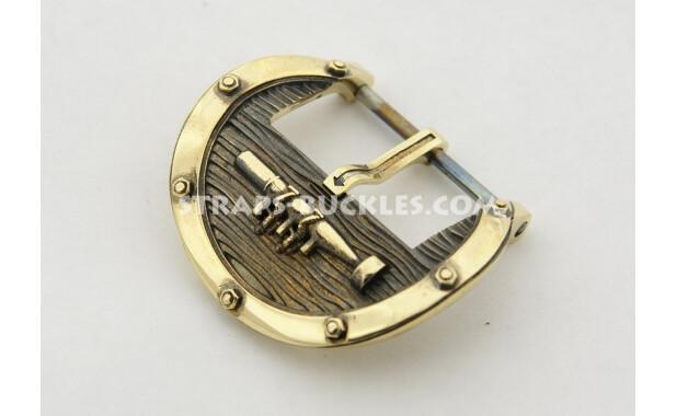 Saboteurs brass 24 mm