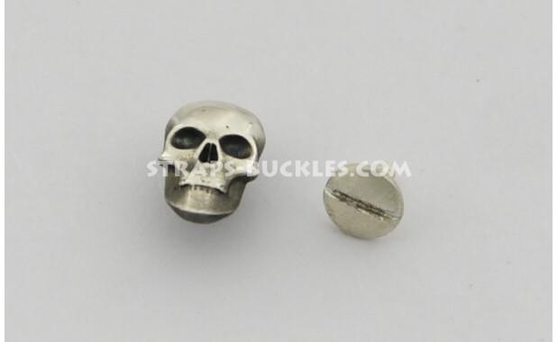 Skull silver mini