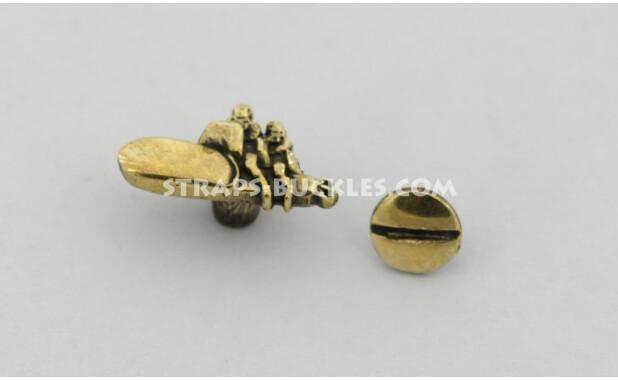 Saboteurs mini brass