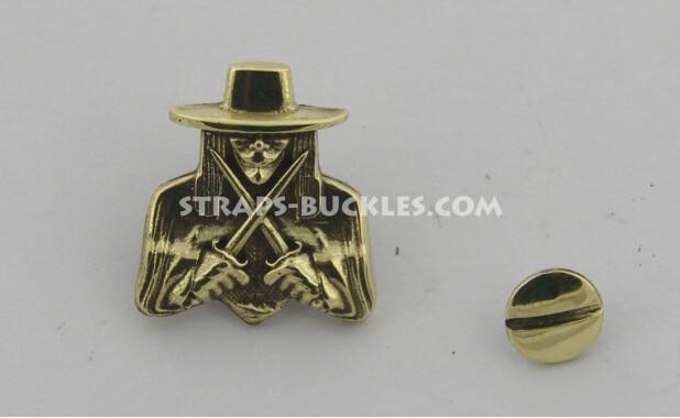 Anonymous brass mini