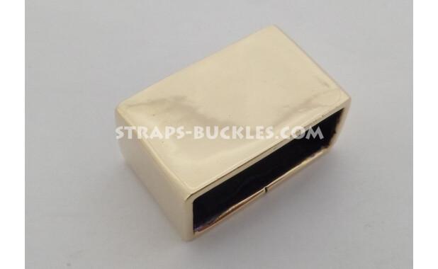 Bronze keeper polished 24 mm