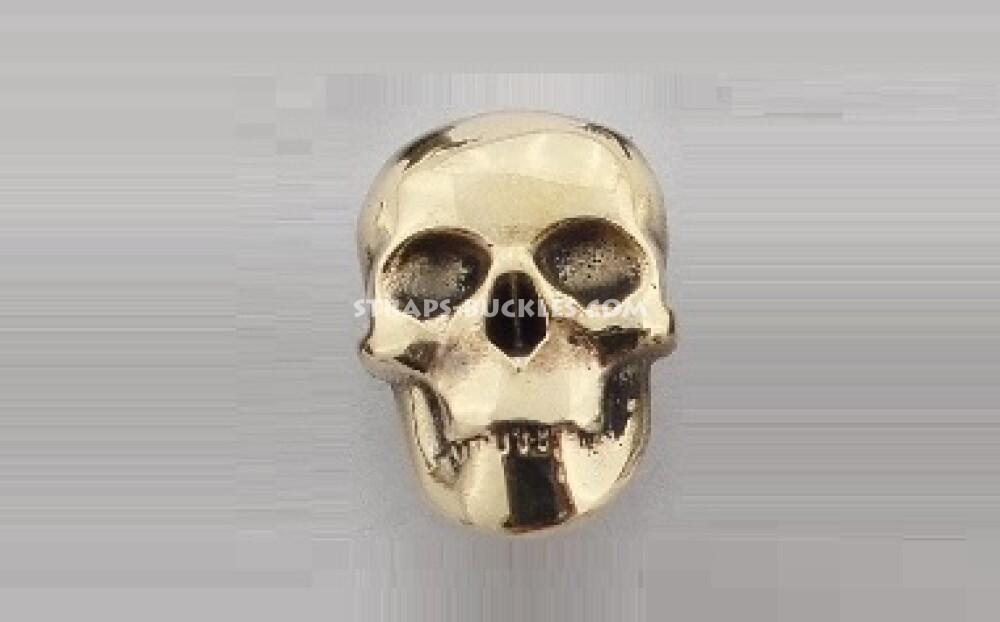 Skull bronze medium
