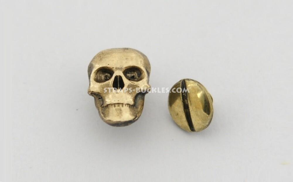 Skull bronze mini