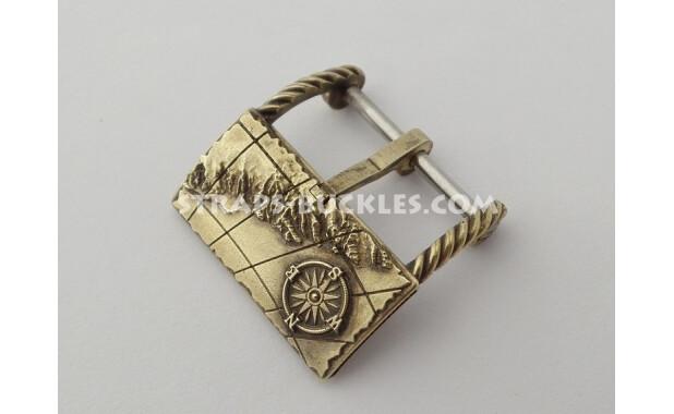 Mariner's compass brass 20, 22 mm.