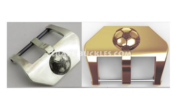 Football silver-bronze-brass 20,22,24 мм