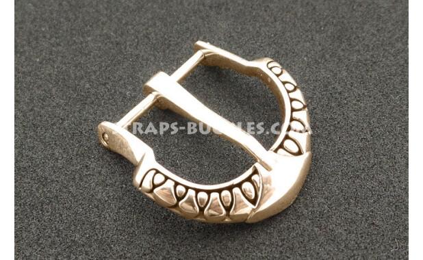Bronze/brass pattern 18 mm