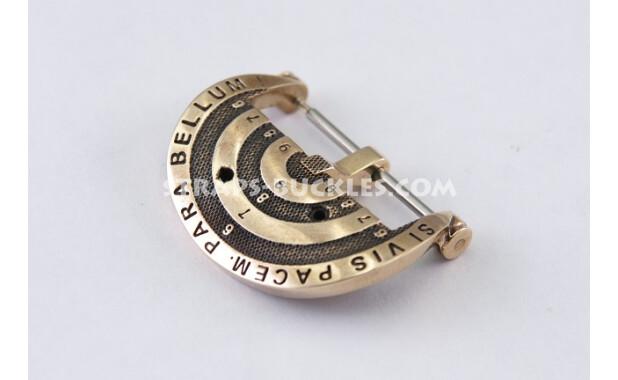 target bronze 24 mm пряжки бронзовые