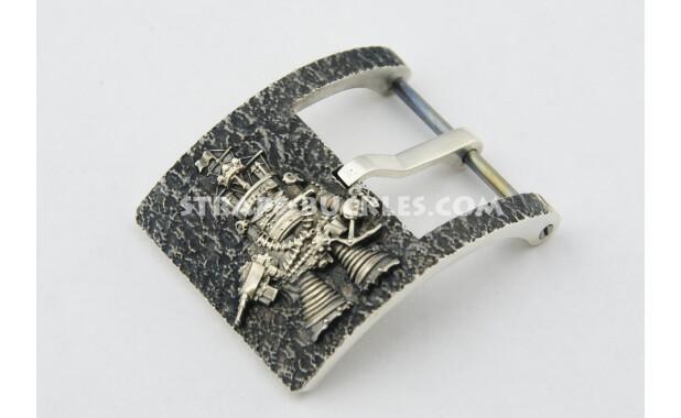 Aurora silver HQ 24 мм