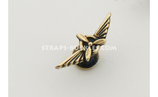 Wings mini bronze