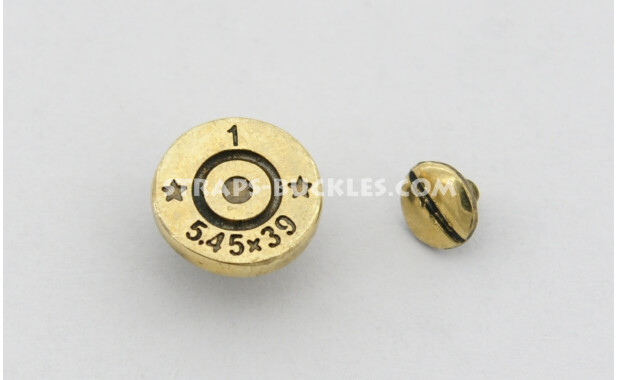 Capsule mini brass