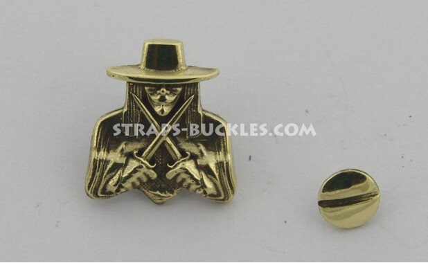 Anonymous brass mini
