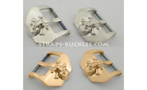 Roger buckle 20,22,24 mm