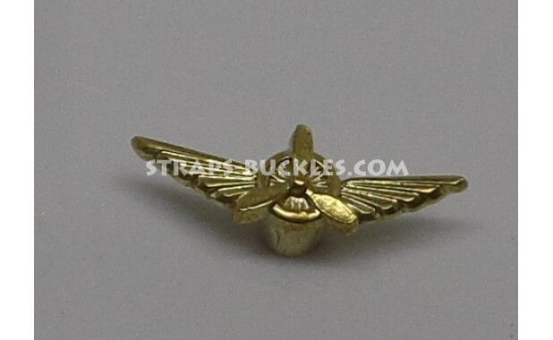 Wings mini brass