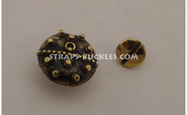 MARINE MINE brass/bronze mini