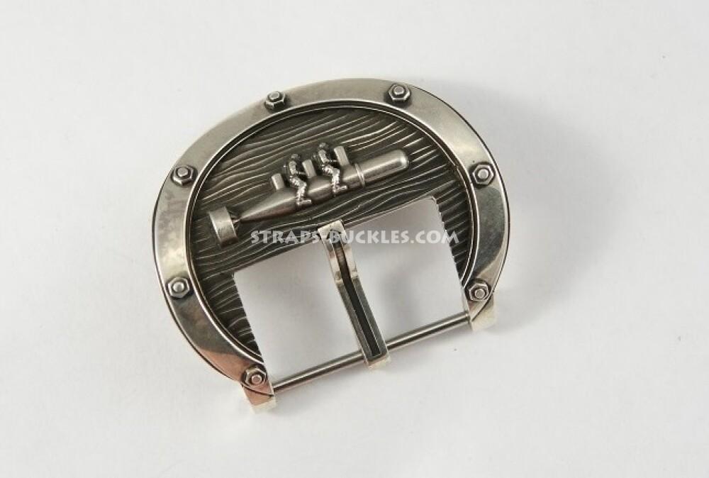 Saboteurs silver 24 mm