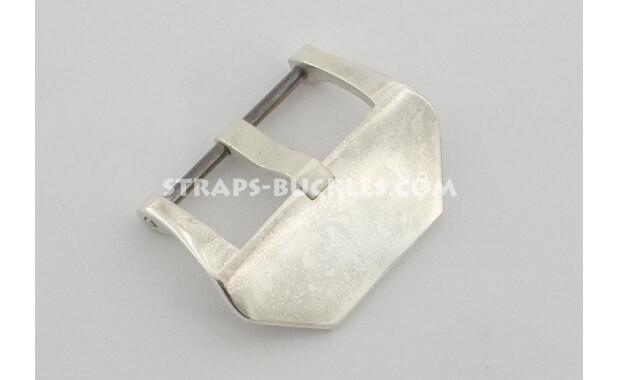 Base silver polished / matte buckle 20 mm, 22 mm, 24 mm
