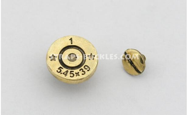 Capsule mini brass