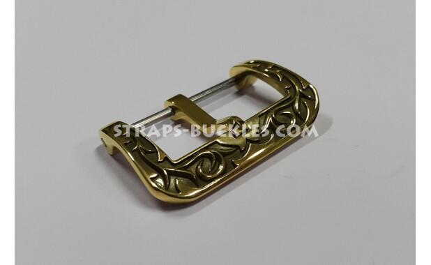 Pattern3 brass 24 mm
