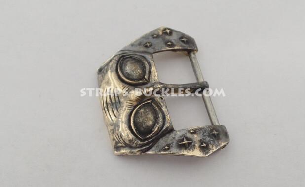 Humanoid bronze/brass 22, 24 mm