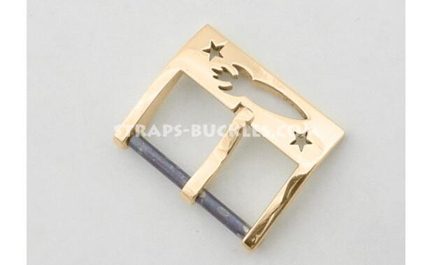 Rocket brass/bronze 18 mm